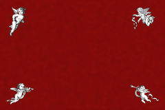 Cupids Στοκ φωτογραφία με δικαίωμα ελεύθερης χρήσης