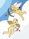 Cupids Royalty Free Stock Images