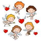 Cupids Royalty Free Stock Image