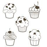 Cupkakes Royalty Free Stock Image