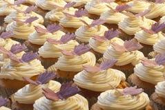 Cupkuchen! Stockfoto