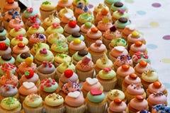 Cupkuchen Stockfotos