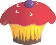 Cupkuchen Lizenzfreie Stockbilder
