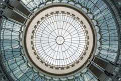 Cupola in cupola fotografie stock