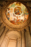 Cupola of Arras cathedral, France Royalty Free Stock Photography