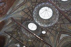Cupola in Bazar-e Bozorg Royalty Free Stock Photos