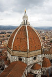 Cupola by Brunelleschi Stock Image