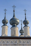 Cupola of church in Suzdal Royalty Free Stock Photography