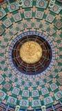 Cupola cinese Immagini Stock