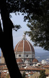 Cupola del brunelleschi, Firenze Fotografie Stock