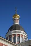 Cupola del Natale chiesa, Mosca Fotografia Stock