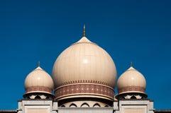 Cupola del palazzo di giustizia Fotografia Stock Libera da Diritti