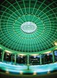 Cupola del raggruppamento della stazione termale Immagini Stock Libere da Diritti