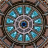 Cupola del senato Immagini Stock Libere da Diritti