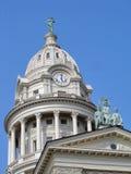 Cupola della Camera del Tribunale Distrettuale Fotografie Stock