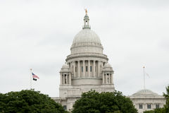 Cupola della Camera dello stato - provvidenza - Rhode Island fotografie stock libere da diritti