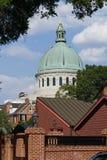 Cupola della cappella, USNA Fotografia Stock Libera da Diritti