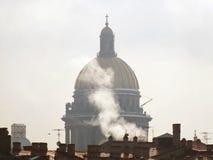 Cupola della cattedrale Immagine Stock