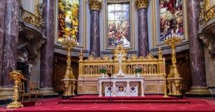Cupola della cattedrale di Berlino Fotografie Stock Libere da Diritti