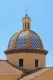 Cupola della chiesa Immagine Stock