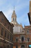 Cupola della chiesa Immagini Stock Libere da Diritti