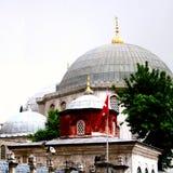 Cupola della chiesa di Ai Sofia Fotografie Stock Libere da Diritti