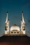 Cupola della moschea Fotografie Stock Libere da Diritti