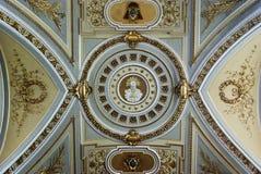 Cupola details Royalty Free Stock Photos
