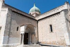Cupola di Ancona Fotografia Stock