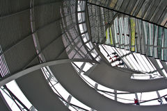 Cupola di Berlino Fotografia Stock