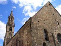 Cupola di Bolzano Fotografie Stock Libere da Diritti