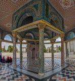 Cupola di Gerusalemme a catena Fotografia Stock Libera da Diritti