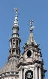 Cupola di San Gaudenzio, Novara stockfoto