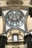 Cupola di una chiesa Fotografia Stock