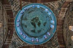 Cupola di vecchia chiesa Fotografia Stock Libera da Diritti