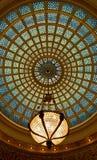 Cupola di vetro Fotografie Stock Libere da Diritti