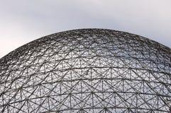 Cupola geodetica Fotografie Stock