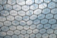 Cupola geodetica Fotografie Stock Libere da Diritti