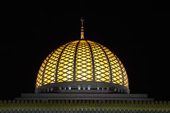 Cupola of the Grand Mosque Stock Photography