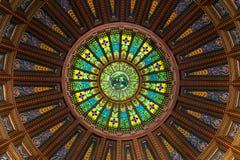 Cupola interna Fotografie Stock Libere da Diritti
