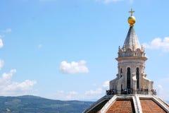 Cupola katedralny Santa Maria Del Fiore Obraz Royalty Free