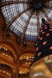 Cupola la fayette - Christmas Tree Stock Images