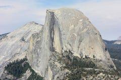 Cupola mezza nella sosta del Yosemite Fotografia Stock Libera da Diritti