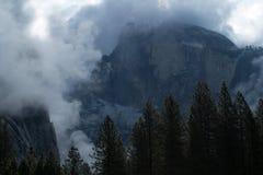 Cupola mezza, sosta nazionale del Yosemite Fotografia Stock Libera da Diritti