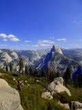 Cupola mezza, sosta nazionale del Yosemite immagini stock
