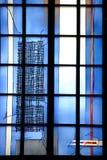 Cupola moderna Mainz della finestra della cappella Fotografie Stock