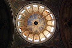 Cupola of synagogue Stock Photography