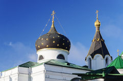 Cupola Of Church Of St. Mary Magdalene In Minsk Royalty Free Stock Photo