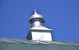 Cupola of an old barn Stock Images