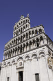 Cupola San Michele in Lucca Royalty Free Stock Images